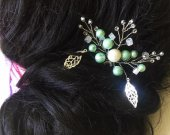 Bridal Hair Accessory, Bridal Hair Pins, Graduation class