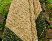 Quilt   Twin Quilt   Brown Quilt   Cotton Quilt   Patchwork Quilt   Indian Quilt   Handmade Quilt   Quilt From I