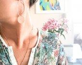 Cassidy Hoops | Fine Jewellery | Handmade | NEW
