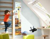 Growth chart, Growth ruler, Gift for baby, nursery decor, crane, wall decor, height