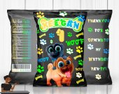 Puppy Dog Pals Birthday Party, Puppy Dog Pals, Custom Chip Bag, Puppy Dog Pals Treat Bag, Puppy Dog Pals Chip Bag, Digital