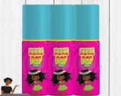 Luau Birthday Party-Push Pops, Hawaiian Luau, Luau Party Favors, Luau Candy Label
