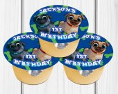 Puppy Dog Pals Applesauce Label, Puppy Dog Pals Birthday, Puppy Dog Pals Party Favors, Custom Applesauce Label, Digital or Printed and Shipp