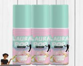 Unicorn Birthday Party-Push Pops, Unicorn Party Favors, Unicorn Candy Label, Digital or Printed and Shipped