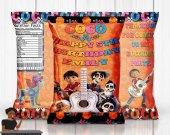 Coco Chip Bag, Coco Birthday, Coco Birthday Chip Bag, Coco Party Favor, Coco Printable, Coco Digital, Coco Treat Bag