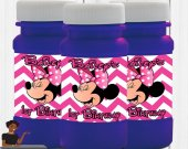 Minnie Mouse Bubbles, Minnie Mouse, Minnie Party Decor, Minnie Party Favors, Minnie Mouse, Minnie Party, Digital or Printed snd Shipped