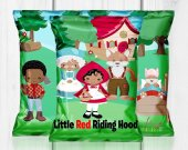 Little Red Riding Hood, Little Red Riding Hood Party, Litttle Red Riding Hood Chip Bags, Little Red Riding Hood Birthday
