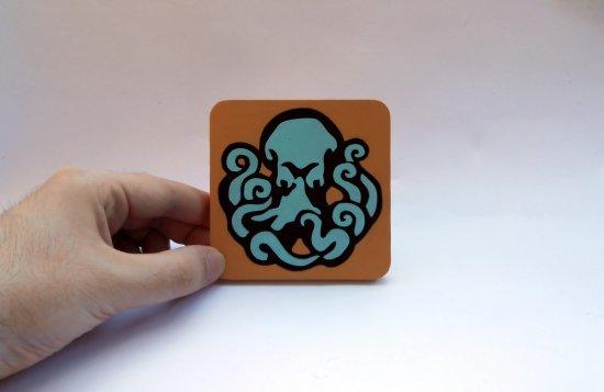 Handmade Undertow Bioshock Infinite Vigor coaster