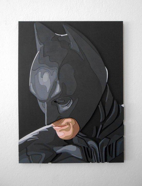 Batman, The Dark Knight wall art