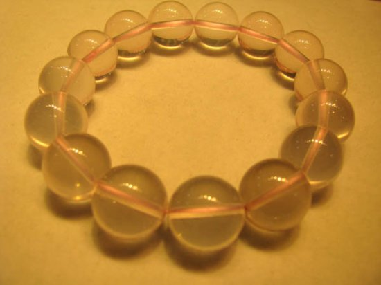 AAA Genuine Brazlie pink red quartz Natural Citrine bracelet round ball yellow jewelry bead 6-14mm one strand