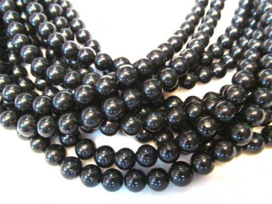batch 10strands 4 6 8 10 12mm natural  Jade Beads  Round Ball black jet dark blue sappphire blue spacer beads