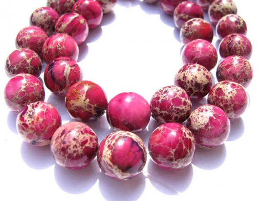 2strands 4 6 8 10 12mm  Sea Sediment Imperial Jasper stone Round Ball Green lapis blue purple auqa blue red violet green mixed loose bead