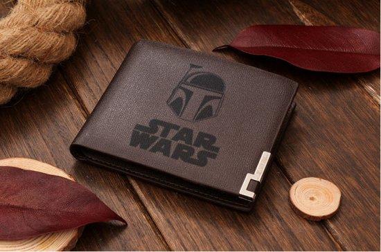 Star Wars BOBA FETT Leather Wallet