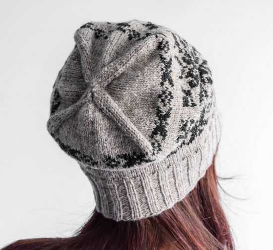 Grey slouchy hat 6d3d23f992a