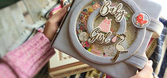 photo album for girl