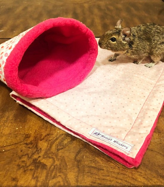 Snuggle Pouch and Blanket (Pink)