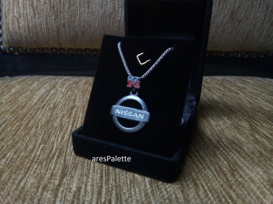 Nissan GTR Necklace
