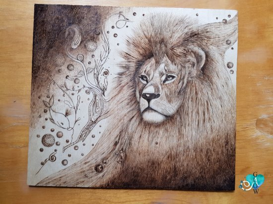 Wood burned Lion,saffari,africa,animals,wild nature,picture on wood,decor,inerior decor,wall hanging,abstraction,zoo