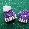 """set of 2 brooches """"Winter"""""""