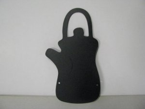 Coffee Pot 388 Metal Art Silhouette