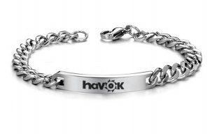 Havok Stainless Steel Bracelet