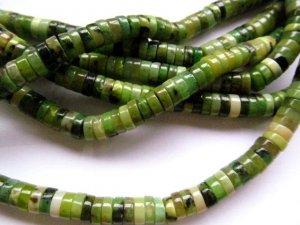 2strands 6-12mm natural chrysoprase gemstone green  loose bead