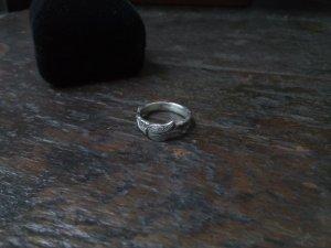 Tulip Ring_Handmade 925 silver tulip ring_Special DesignTulip Ring