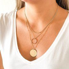 Stackable NECKLACES | SET | GOLD fill Necklaces | Handmade | Fine Jewellery | NEW