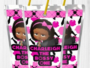Boss Babe Chip Bag, Boss Babe Party, Girl Boss Babe Chip BagBoss Babe Party Favors, Boss Babe Decor, Girl Boss Babe, Chip Bag, Digital