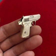 2mm pinfire gun Walther PPK
