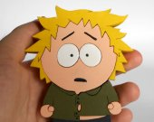 Handmade Tweek Tweak South Park Figure
