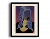 """Tali'""""Zorah, Mass Effect poster, Mass Effect digital art poster"""