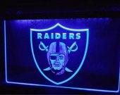 b74 Oakland Raiders Football beer bar pub club 3d signs LED Neon Light Sign