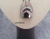 Shark Attack Necklace-925 Silver-Handmade-Shark Attack Necklace