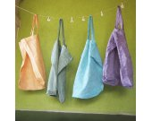 Sack Shoulder Tote Large Bags Reusable Foldable Shopping Carry Bag