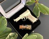 2mm pinfire gun Mauser 7.65 full metal version version
