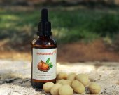 Pure Organic Macadamia Oil / Cold Pressed Macadamia Oil / reduce skin irritations/ scars / stretch marks /