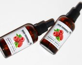 Red Raspberry seed oil | Pure unrefined cold pressed raspberry seed oil | anti-aging  30-50 SPF sun protection