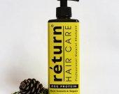 Anti Hair Loss Shampoo / Natural Shampoo Anti-hair loss / Organic Hair Care / Vegan / Egg Protein Shampoo