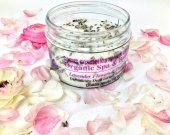 Lavender Bath Salt Muscle relief bath salts- Detox Epsom and Dead Sea Salts with Lavender Buds & Essential Oils