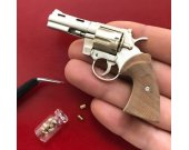 2mm centerfire gun Colt Python 357 Magnum 4″ Barrel