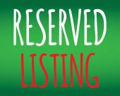 Reserved listing for ScarySpider