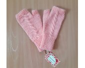 Hand Knitted Mittens, Winter Mittens, Warm Mittens, Womens Mittens, Wool Mittens, Knit Accessories