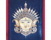 A Durga Wall Hanging
