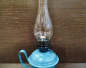 """Kerosene Lamp USSR """"Zarya"""""""