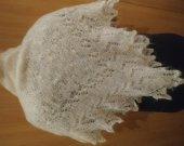 "New Shawl ""Orenburg"" shawl of the USSR"