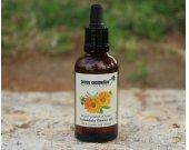 Calendula Oil / Organic Calendula Oil /  Natural Hair oil for Scalp Skin / Varicose veins and Body Remedy