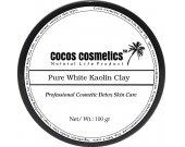 White Kaolin Clay / White Clay/ Facial Kaolin Clay/ Whitening Facial Mask/ Skin Whitening Clay, Natural Skin Whitening