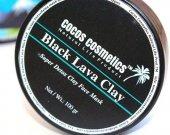 Black Lava Charcoal Clay Mask | Acne Treatment clay mask | Black Head Clay Mask | Acne Fighting Facial mask