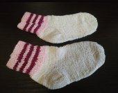 Handmade Unisex Wool Blend Socks